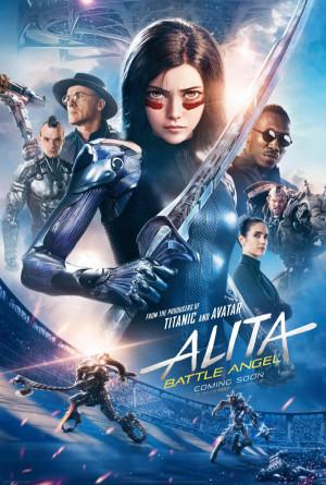 Alita: Battle Angel 2592x3840