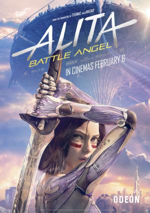 Alita: Battle Angel 3363x4756