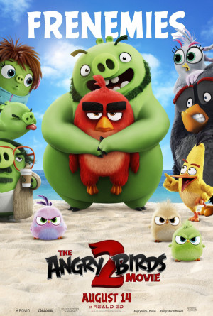 The Angry Birds Movie 2 3036x4500