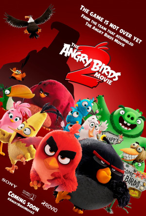 The Angry Birds Movie 2 1729x2560