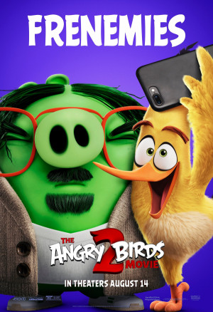 The Angry Birds Movie 2 2057x3000