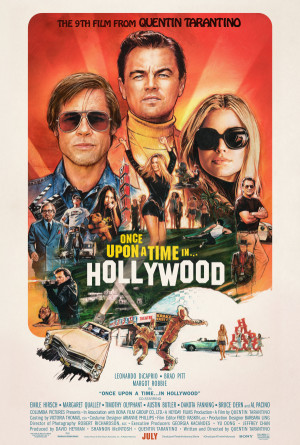 Once Upon a Time... in Hollywood 6072x9000