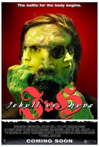 Jekyll vs. Hyde poster