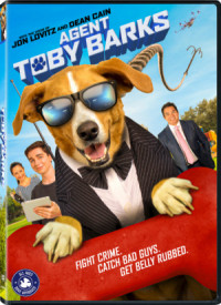 Agent Toby Barks poster