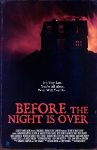 Before the Night Is Over poster