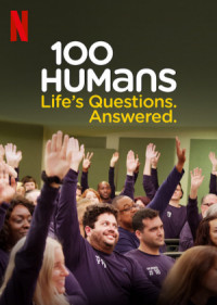 100 Humans poster
