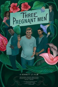 Three Pregnant Men poster