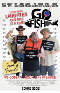 Go Fishin' poster