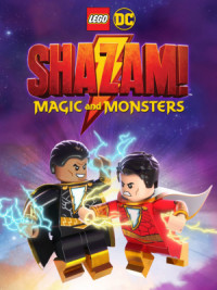 Lego DC: Shazam!: Magic and Monsters poster