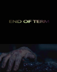 End of Term poster