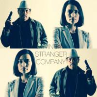 In Stranger Company poster