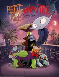 Petit vampire poster