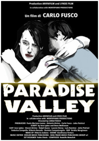 Valle paradiso poster