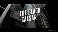 The Black Caesar poster