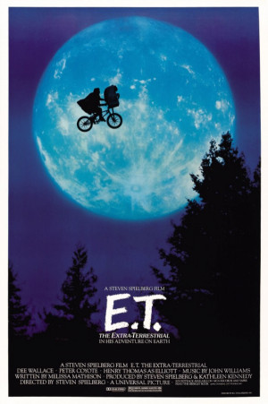 E.T. the Extra-Terrestrial 586x880