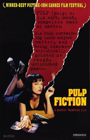Pulp Fiction 586x914