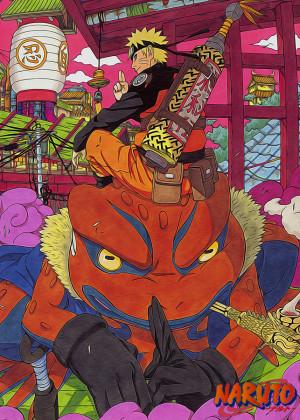 Naruto: Shippûden 857x1200