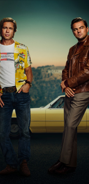 Once Upon a Time... in Hollywood 1440x2960