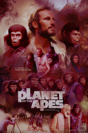 Planet of the Apes 700x1050