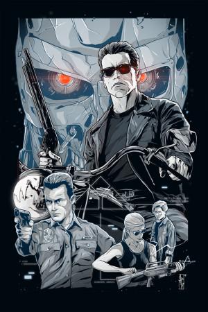 Terminator 2: Judgment Day 700x1050