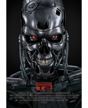 Terminator 2: Judgment Day 700x855
