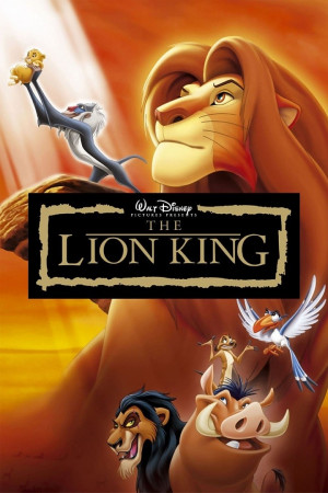 The Lion King 720x1080