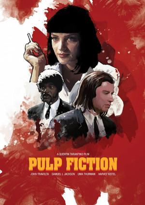 Pulp Fiction 650x913