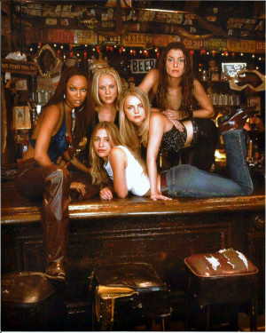Coyote Ugly 1201x1500