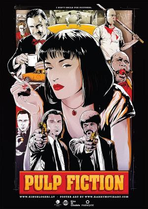 Pulp Fiction 600x848