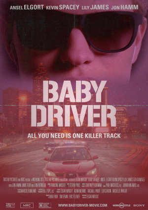 Baby Driver 1654x2339