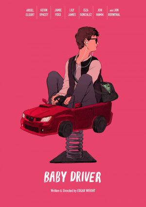 Baby Driver 700x990
