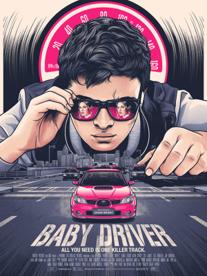 Baby Driver 700x933