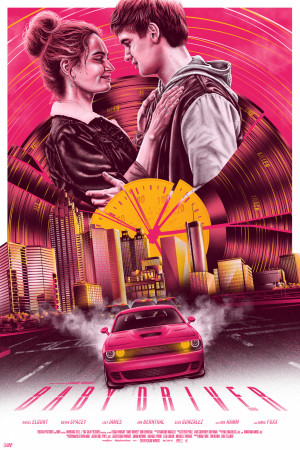 Baby Driver 1600x2400