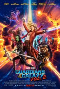 A galaxis őrzői vol. 2. poster
