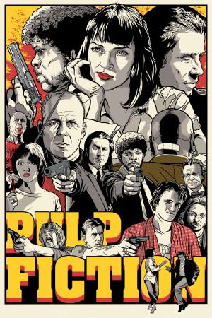 Pulp Fiction 1280x1920