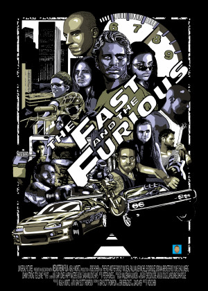 The Fast and the Furious 1600x2240