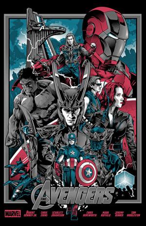The Avengers 500x773