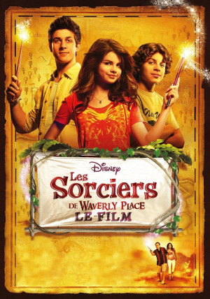 Wizards of Waverly Place: The Movie 1000x1426