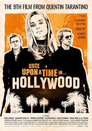 Once Upon a Time... in Hollywood 700x991