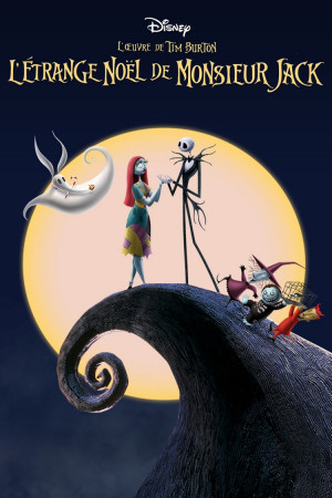 The Nightmare Before Christmas 750x1125