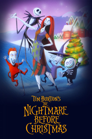 The Nightmare Before Christmas 1000x1500