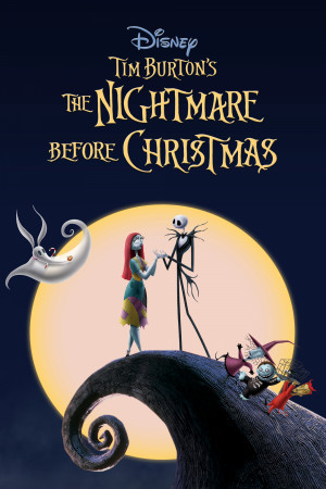 The Nightmare Before Christmas 2000x3000