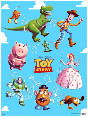 Toy Story 700x933