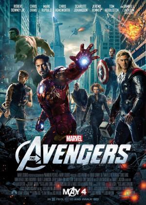 The Avengers 5906x8268