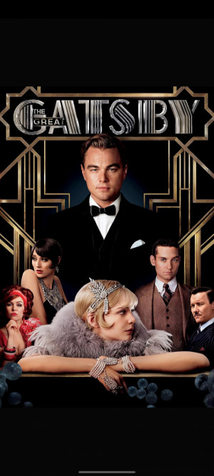 The Great Gatsby 1080x2400