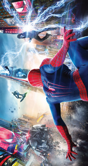 The Amazing Spider-Man 2 2929x5496