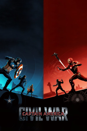 Captain America: Civil War 1934x2900