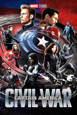 Captain America: Civil War 2000x3000