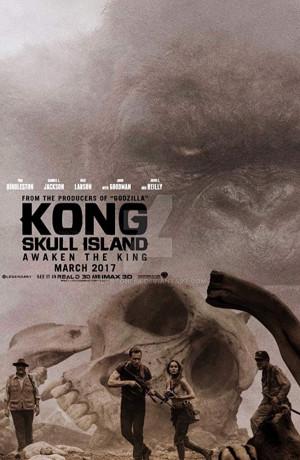 Kong: Skull Island 652x999