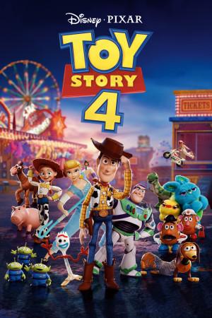 Toy Story 4 1000x1500